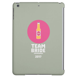 Team bride Edinburgh 2017 Henparty Z513r iPad Air Cases