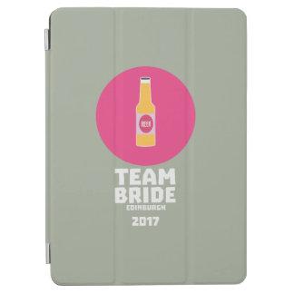 Team bride Edinburgh 2017 Henparty Z513r iPad Air Cover