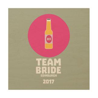 Team bride Edinburgh 2017 Henparty Z513r Wood Canvas