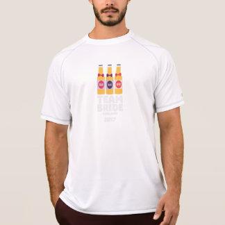 Team Bride England 2017 Zx765 T-Shirt