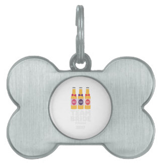 Team Bride Finland 2017 Zk36v Pet Name Tag