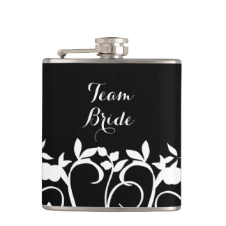 Team Bride Flask - Cute Bridesmaid Gifts