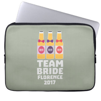 Team Bride Florence 2017 Zhy7k Computer Sleeve