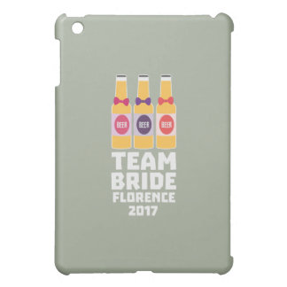 Team Bride Florence 2017 Zhy7k iPad Mini Cover