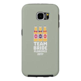 Team Bride Florence 2017 Zhy7k Samsung Galaxy S6 Case