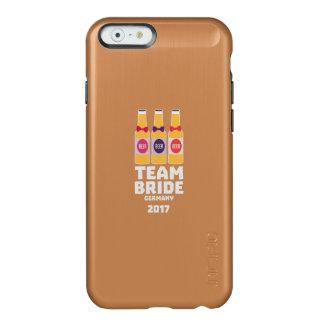 Team Bride Germany 2017 Z36e6 Incipio Feather® Shine iPhone 6 Case