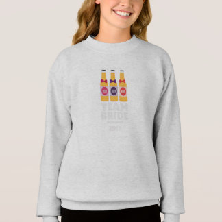 Team Bride Germany 2017 Z36e6 Sweatshirt