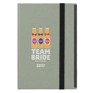 Team Bride Great Britain 2017 Zqqh7 Case For iPad Mini
