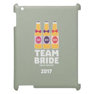 Team Bride Great Britain 2017 Zqqh7 iPad Cover