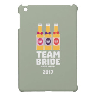 Team Bride Great Britain 2017 Zqqh7 iPad Mini Cases