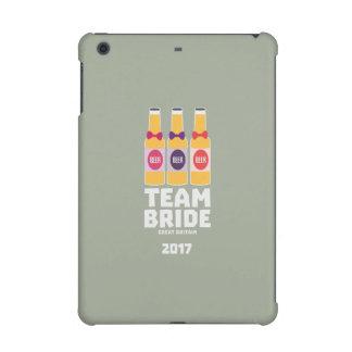 Team Bride Great Britain 2017 Zqqh7 iPad Mini Covers