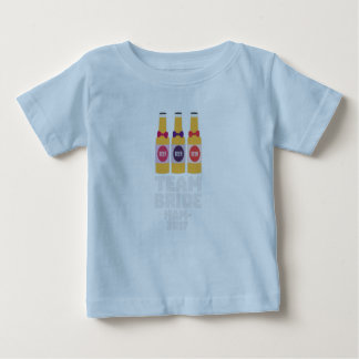 Team Bride Hamburg 2017 Z8k41 Baby T-Shirt