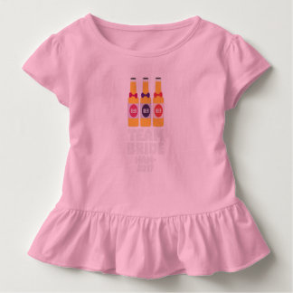 Team Bride Hamburg 2017 Z8k41 Toddler T-shirt