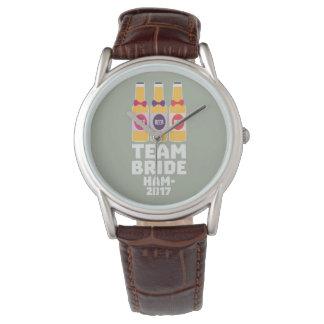 Team Bride Hamburg 2017 Z8k41 Watch