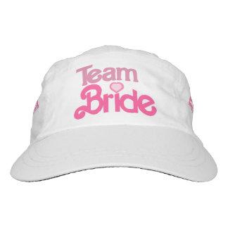 Team bride hat