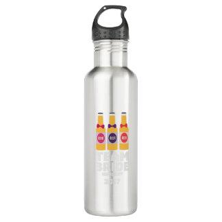 Team Bride Hungary 2017 Z70qk 710 Ml Water Bottle