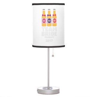 Team Bride Hungary 2017 Z70qk Table Lamps