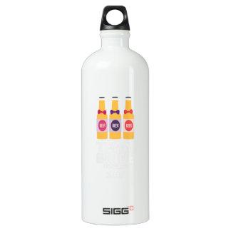 Team Bride Hungary 2017 Z70qk Water Bottle