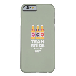 Team Bride Indonesia 2017 Z2j8u Barely There iPhone 6 Case