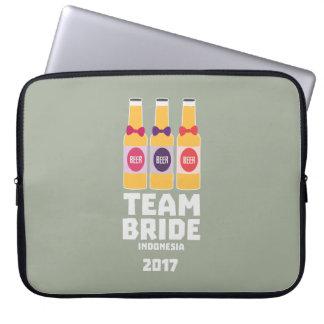 Team Bride Indonesia 2017 Z2j8u Computer Sleeve