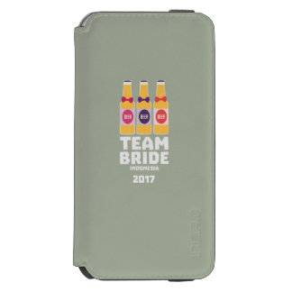 Team Bride Indonesia 2017 Z2j8u Incipio Watson™ iPhone 6 Wallet Case