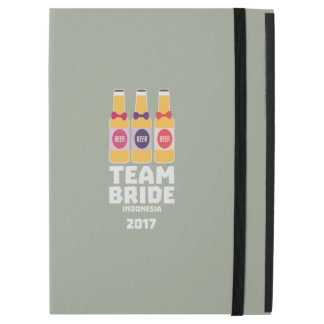 "Team Bride Indonesia 2017 Z2j8u iPad Pro 12.9"" Case"