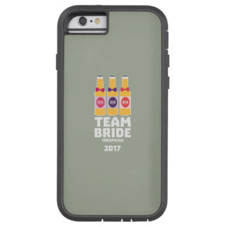 Team Bride Indonesia 2017 Z2j8u Tough Xtreme iPhone 6 Case