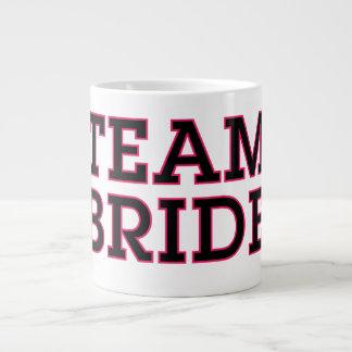 Team Bride Mug Jumbo Mug