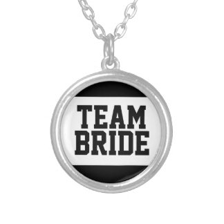 Team Bride Necklace