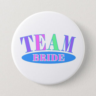 Team Bride - Party Pin