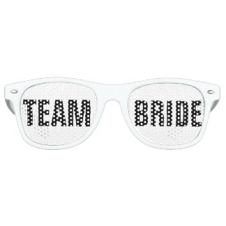 Team Bride party shades