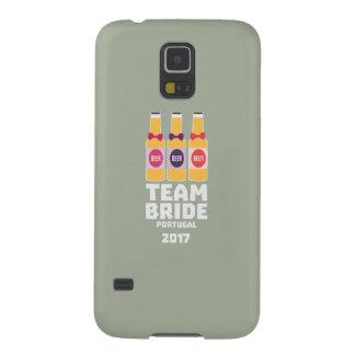 Team Bride Portugal 2017 Zg0kx Galaxy S5 Case
