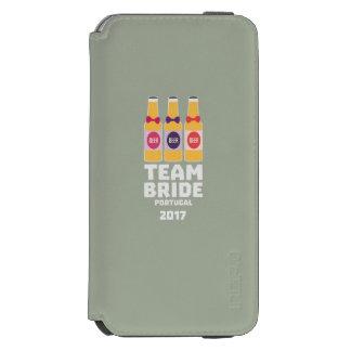 Team Bride Portugal 2017 Zg0kx Incipio Watson™ iPhone 6 Wallet Case