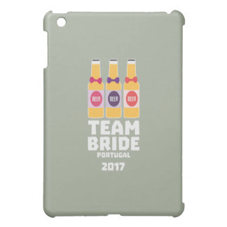 Team Bride Portugal 2017 Zg0kx iPad Mini Cover