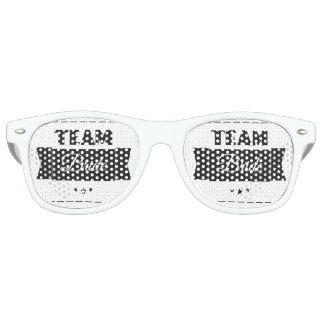 Team Bride Retro Sunglasses