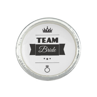 Team Bride Rings
