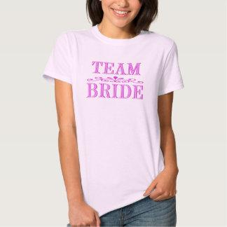 Team Bride Shirt - Customized