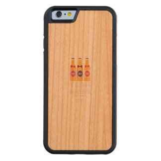 Team Bride Singapore 2017 Z4gkk Carved Cherry iPhone 6 Bumper Case