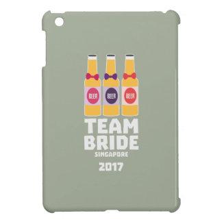 Team Bride Singapore 2017 Z4gkk Cover For The iPad Mini