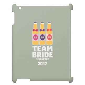 Team Bride Singapore 2017 Z4gkk iPad Case