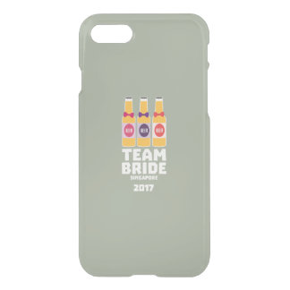 Team Bride Singapore 2017 Z4gkk iPhone 8/7 Case