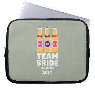 Team Bride Singapore 2017 Z4gkk Laptop Sleeves