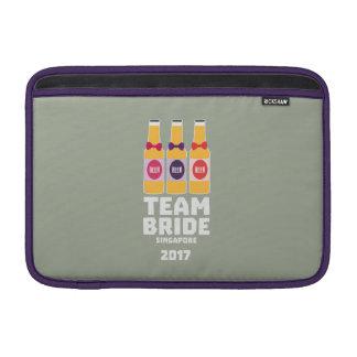 Team Bride Singapore 2017 Z4gkk Sleeve For MacBook Air