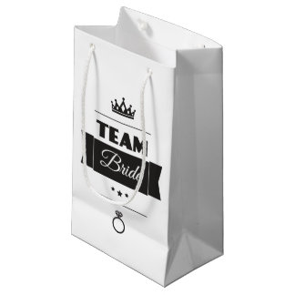 Team Bride Small Gift Bag
