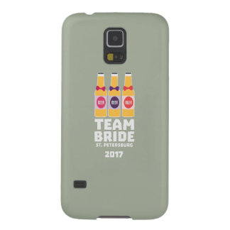 Team Bride St. Petersburg 2017 Zuv92 Case For Galaxy S5