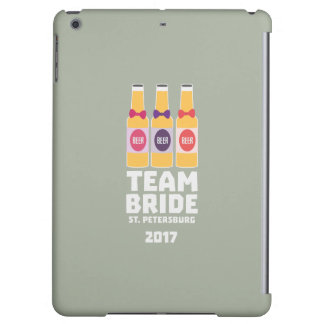 Team Bride St. Petersburg 2017 Zuv92 iPad Air Case