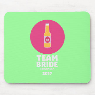 Team bride Stockholm 2017 Henparty Z27qy Mouse Pad