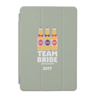 Team Bride Switzerland 2017 Ztd9s iPad Mini Cover