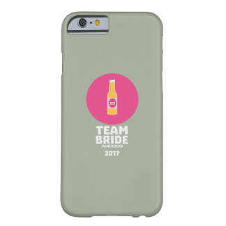 Team bride Vancouver 2017 Henparty Zkj6h Barely There iPhone 6 Case