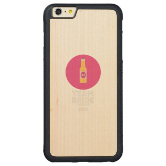 Team bride Vancouver 2017 Henparty Zkj6h Carved Maple iPhone 6 Plus Bumper Case